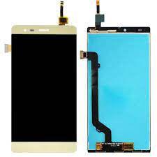 DISPLAY LCD LENOVO K4 A7010 DOURADO