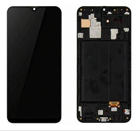 DISPLAY LCD SAMSUNG GALAXY A30 A305 -ORIGINAL COM ARO