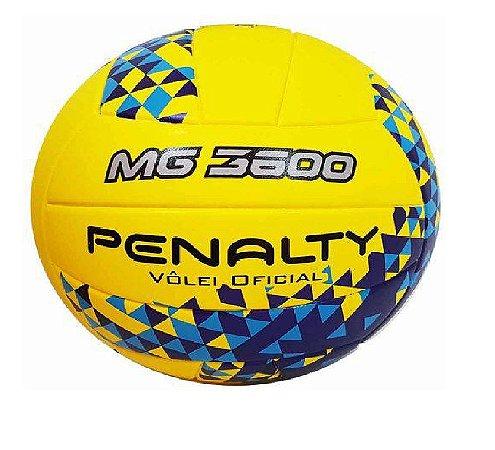 3c16cc157f BOLA DE VOLEI MG 3600 ULTRA FUSION - PENALTY - Esporte ABC - Tudo ...