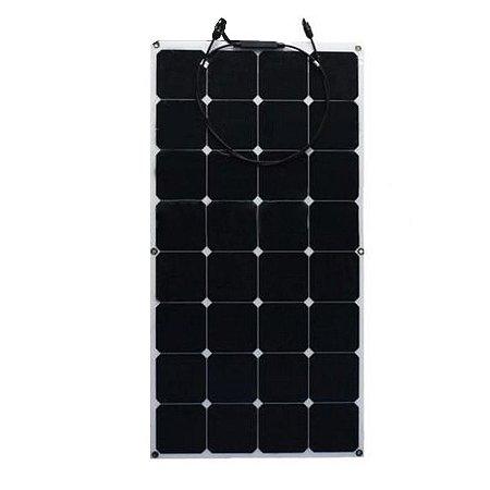 Painel Solar 100W M-Si - 12v Flexivel