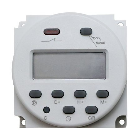 Timer Temporizador Digital Nano 12-220V 16A