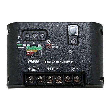 Controlador de Carga Solar 40A 12V/24V PWN SolarPro