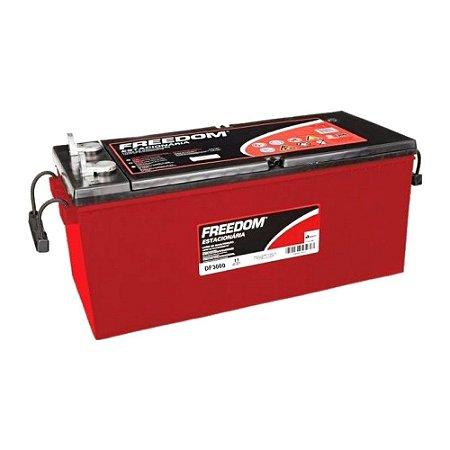 Bateria Estacionaria Heliar Freedom DF3000 185Ah/170Ah NoBreak P.Solar
