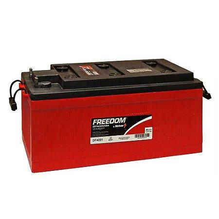 Bateria Estacionaria Heliar Freedom DF4001 240Ah/220Ah NoBreak P.Solar