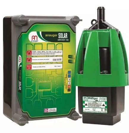 Bomba Solar Anauger P100 - 8600l/h