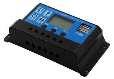 Controlador de Carga Solar 10A 12V/24V PWM Ysmart Tech RBL-10A - Com Display LCD