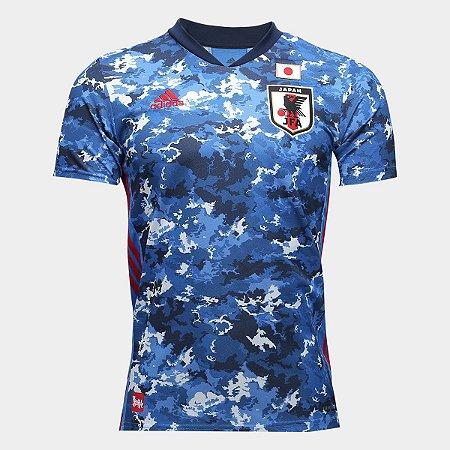 Camisa Seleção Japão Away 20/21 s/n° Torcedor Adidas