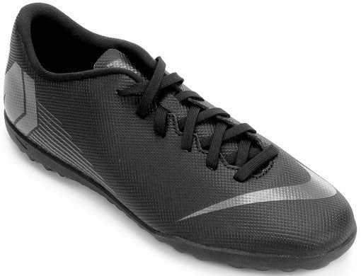 Chuteira Society Nike Ah7386-001 Vapor 12 Club