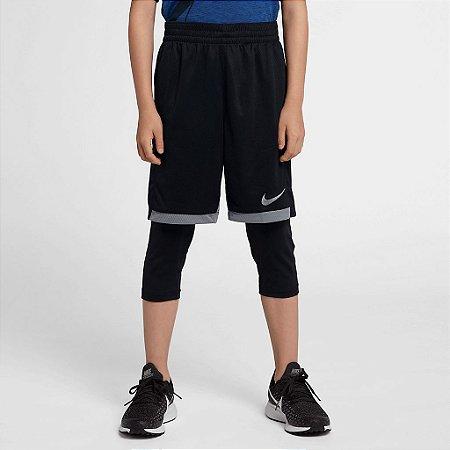 Shorts Nike Infantil Dry