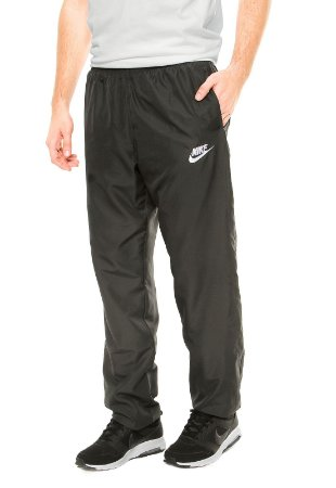 Calça Masculina Nike 804314-060 Nsw Pant oh Wvn Season Chumbo