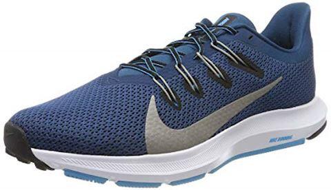 Nike QUEST 2 AZUL BLANCO CI3787 40