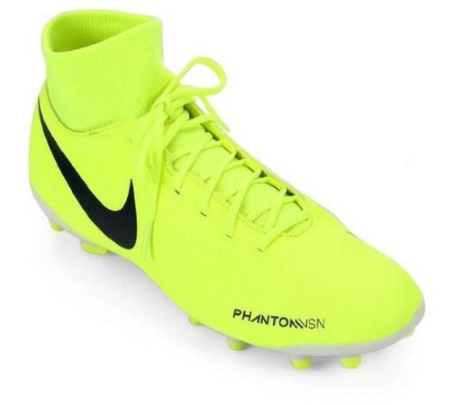 Chuteira De Futsal Nike Phantom Botinha Profissional