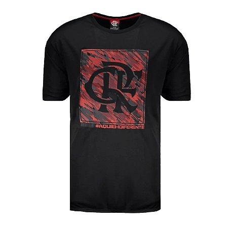 Camiseta Braziline Flamengo Pride