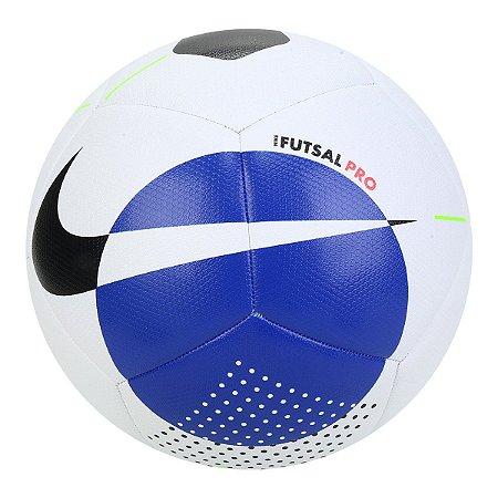 Bola de Futsal Nike Pro Nike - Branco e Azul Claro