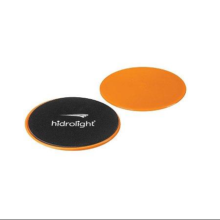 Discos Exercícios Deslizantes Fitness Hidrolight Original