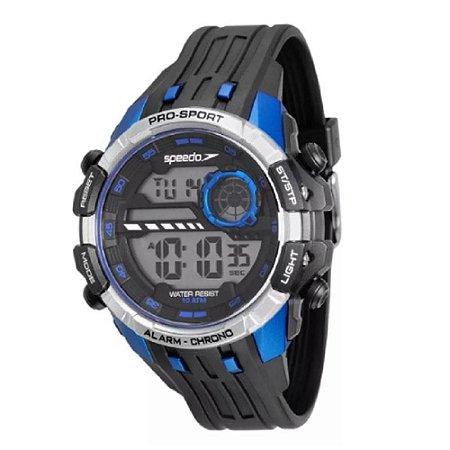 Relógio Speedo Masculino Preto - Cód. 80613G0Evnp1