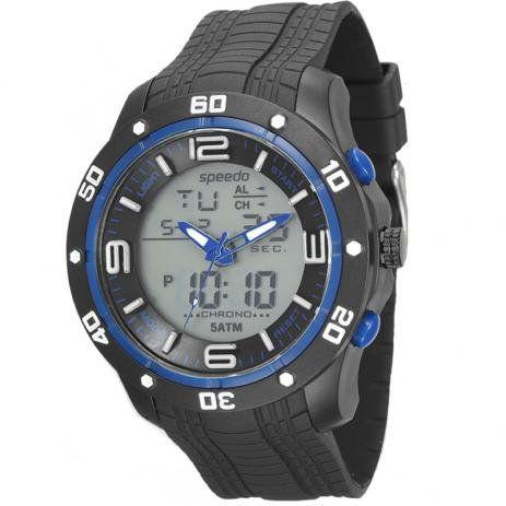 Relógio Speedo Masculino Esportivo Anadigi 81142g0evnp1