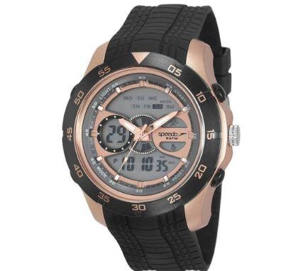 Relógio Masculino Speedo Esportivo 81126G0EVNP4 À Prova D'Água
