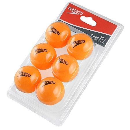 Bolas de Tênis de Mesa SPEEDO Kit 6 bolinhas