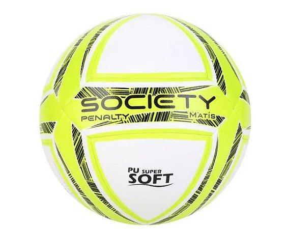 Bola de Futebol Society Penalty Matis DT X