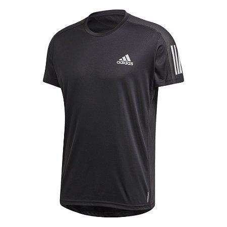 Camiseta adidas ey0334 own the run m preto