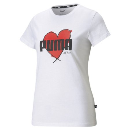 CAMISETA HEART FEMININA