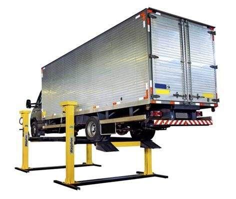 Elevador de Automóveis e Camionetas ALONGADOS 8000Kg
