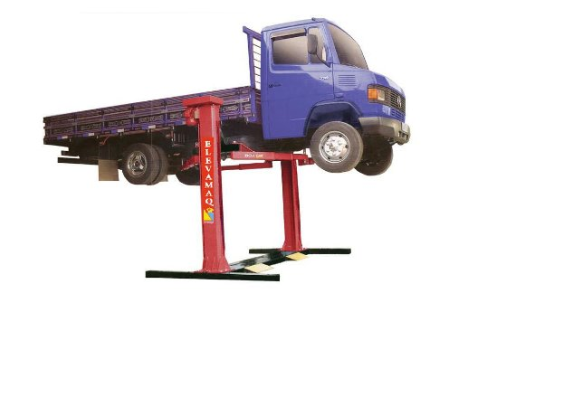 Elevador de Automóveis e Utilitários Leves 5000kg.