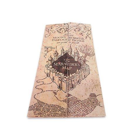 Mapa do Maroto Harry Potter