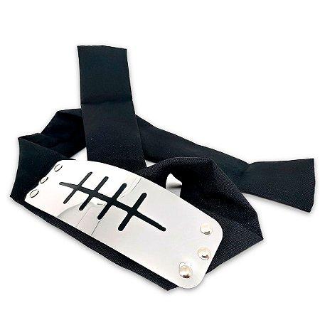 Bandana Preta Chuva renegado - Pain Metal Cravado