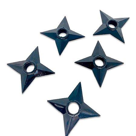 Kit Shuriken Naruto - 5 Shurikens