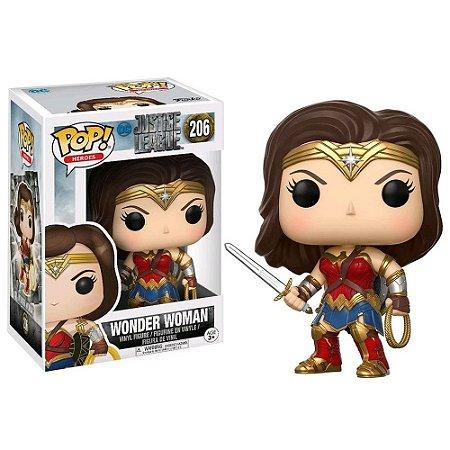 Pop! DC: Wonder Woman #172 - Funko