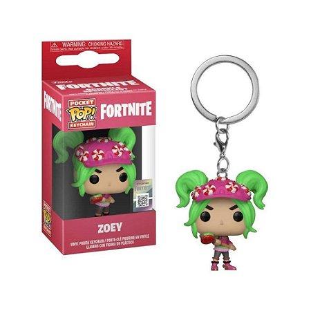 Pop! KeyChain Fortnite: Zoey - Funko