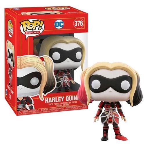 Pop! DC: Harley Quinn #376 - Funko