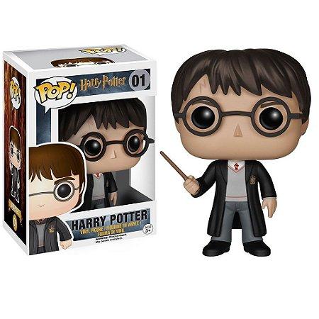 Pop! Harry Potter: Harry Potter #01 - Funko