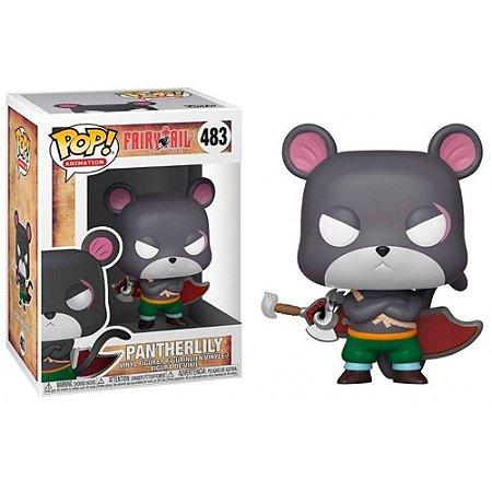 Pop! Fairy Tail: Pantherlily #483 - Funko
