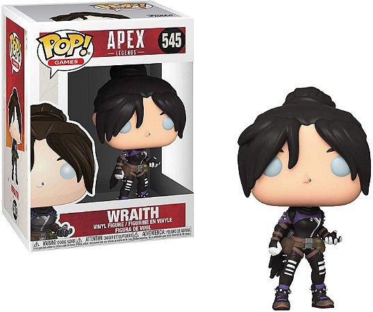 Pop! Apex Legend: Wraith #545 - Funko