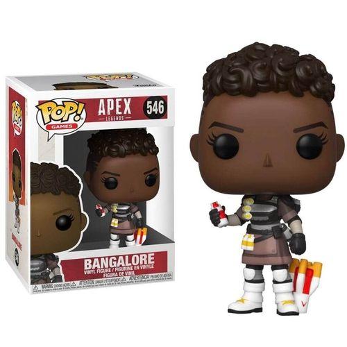 Pop! Apex Legend: Bangalore #546 - Funko