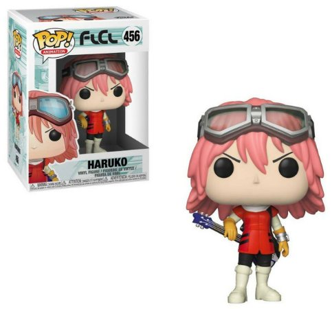 Pop! Fooly Cooly: Haruko #456 - Funko