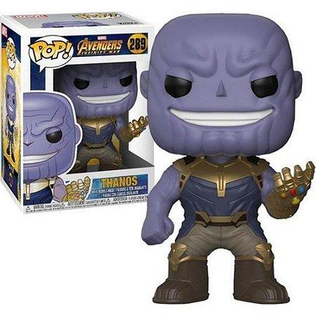 Funko Pop Avengers - Thanos #289