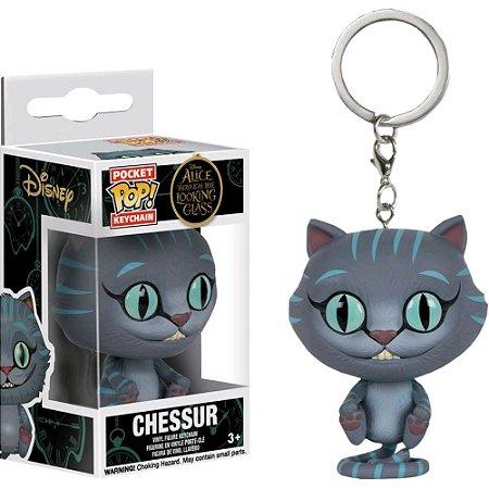 KeyChain Alice in Wonderlands: Chessur Cat - Funko