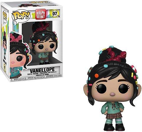 Pop! Wreck it Ralph: Vanellope #07