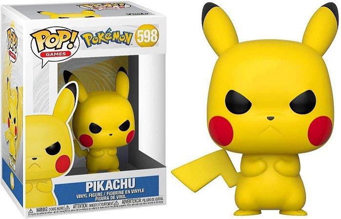 Pop! Pikachu: Pokémon  #598 - Funko