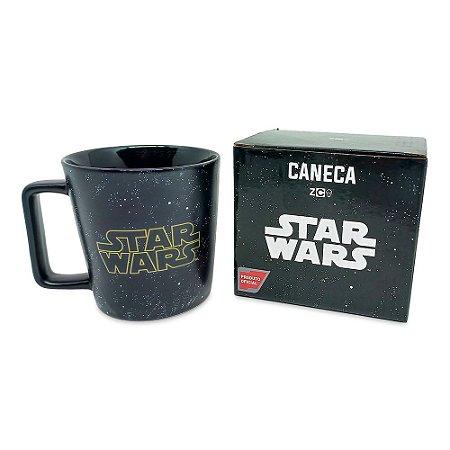 Caneca Buck Star Wars Galaxia De Cerâmica 400ML