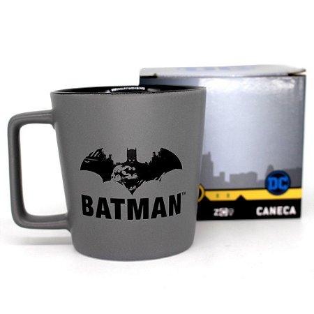 Caneca Buck Batman City De Cerâmica 400ML Zona Criativa
