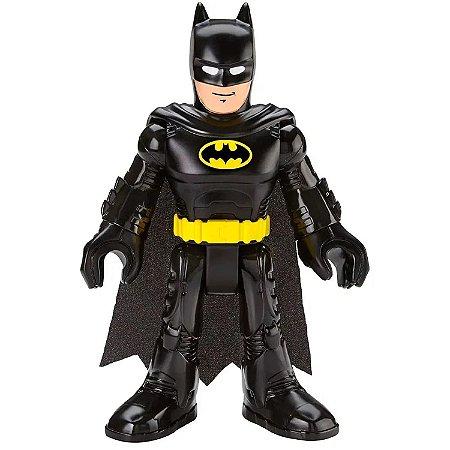 Boneco Batman Imaginext Figura de Ação