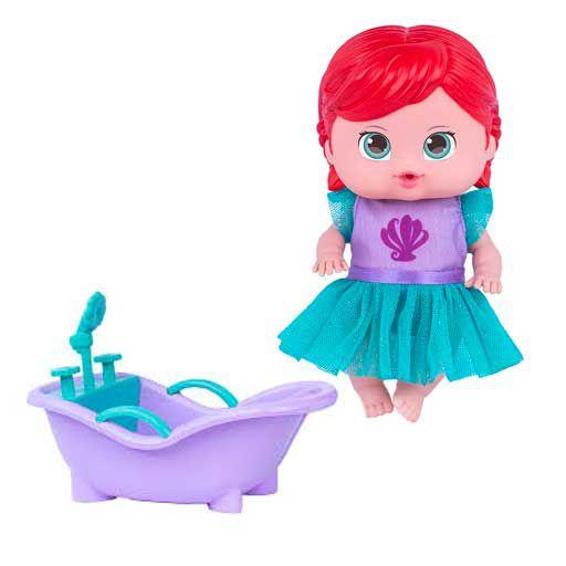 Boneca Ariel com Banheirinha + Acessorios