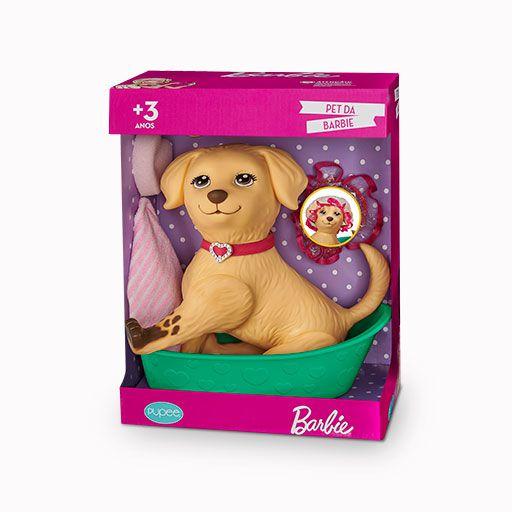 Pet da Barbie Taff - Cachorro