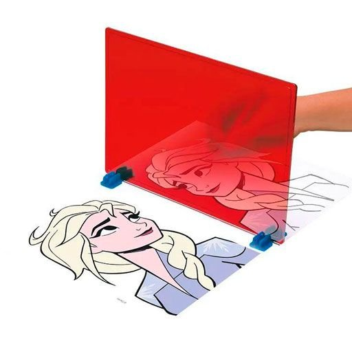Jogo Espelho Mágico Frozen 2