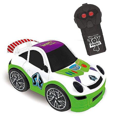 Carrinho de Controle Remoto Toy Story - Team Racer 3 Funçoes